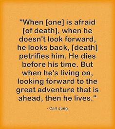 Carl Jung Depth Psychology: Carl Jung on Life After Death #jung