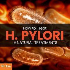 How to treat h. pylori http://www.draxe.com #health #holistic #natural