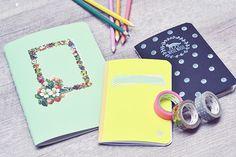 Haz tus propios cuadernos