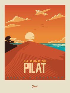 © Marcel Bassin d'Arcachon DUNE DU PILAT www.marcel-biarritz.com
