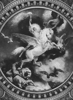 greek mythology - Pegasus