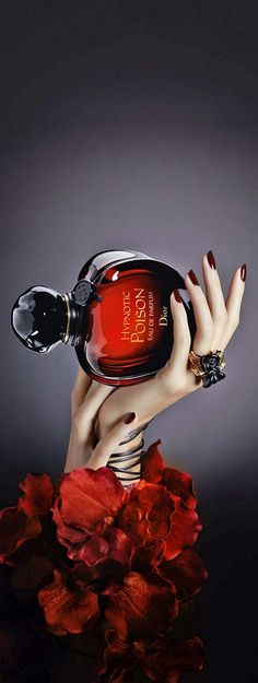 Rosamaria G Frangini | Fashion Perfumes & Lotions | ColorDesire RED | Poison