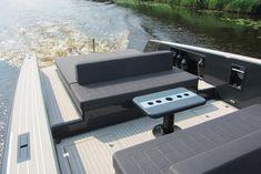 VanDutch 40' walkaround Outdoor Furniture Sets, Outdoor Decor, Gallery, Design, Home Decor, Sailing Ships, Pos, Decoration Home, Roof Rack