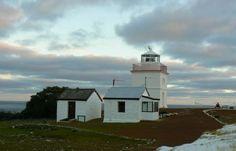 Cape Borda, Kangaroo Island. Est 1858. Only Square lighthouse in South Australia