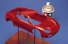 Great paint from spray cans: Part I | Scale Auto Magazine