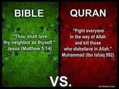 Bible vs. Quran