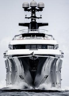 Without a doubt the largest and most impressive superyachtat this years Fort Lauderdale Boat Show is the 312′ KISMET. And since she isn't for sale, just for show, that makes NORTHERN STAR the most expensive yacht for sale at $110m ... Read More