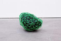 Details we like / Stone / 3D print Structure / Green / Wrap / at inspiration