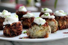Chosen Eats: Gruyère-Stuffed Latkes | Jewish Boston Blogs