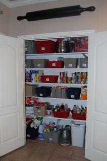 Closet Organization - Tip Junkie