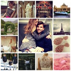 Olivia Palermo And Johannes Huebl Engaged - Wedding Mood Board