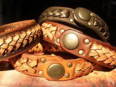 Workshop leerbewerking: gevlochten armband maken! 2,5 uur