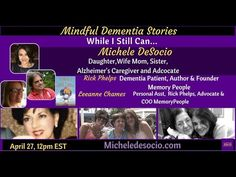 Mindful Dementia Stories Guests Rick Phelps