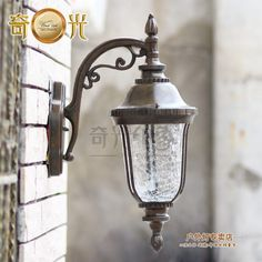 """HOT PRICES FROM ALI - Buy """"coffe color indoor/outdoor led porch light garden lamps rust-proof wall mounted balcony lamps tuinverlichting"""" for only 86 USD. Balcony Lighting, Outdoor Lighting, Led Porch Light, Wall Lights, Wall Lamps, Garden Lamps, Wall Mount, Indoor Outdoor, Sconces"""