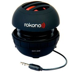 Rokono BASS+ Mini Speaker for iPhone / iPad / iPod / MP3 Player / Laptop – Black | Your #1 Source for Mobile Phones, MP3 Players & Accessori...