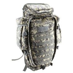 Military Army Tactical Hiking Hunting Camping Backpack