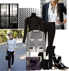 """Proenza Schoulder jacket... cant resiste"" by sarapires on Polyvore"