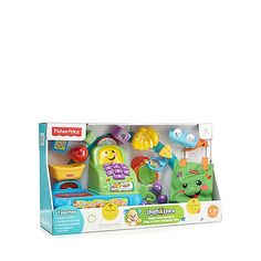 Fisher-Price Magic Scan Market and Sing 'n Learn Shopping Tote | Debenhams