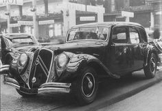 OG | 1934 Citroën Traction Avant 22CV | This model was shown at Paris Motor Show  '34 but never produced.