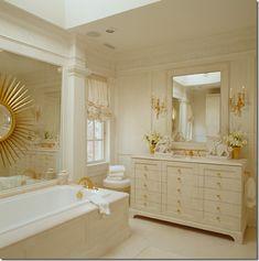 French inspired bath