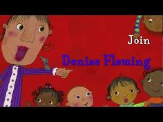 Shout! trailer #dflemingbooks #booktrailer #picturebooks