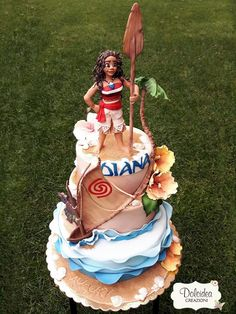 Torta Oceania Vaiana
