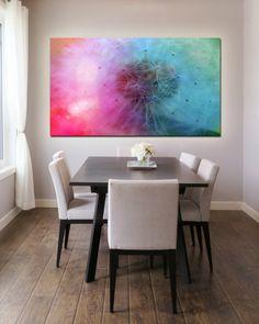 LUXframe světelný obraz na stěně - jedinečná ozdoba interiéru, kterou bude obdivovat každá návštěva Dining Table, Furniture, Home Decor, Decoration Home, Room Decor, Dinner Table, Home Furnishings, Dining Room Table, Home Interior Design