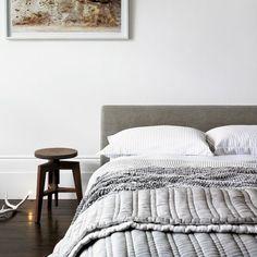 Gelassene moderne Schlafzimmer Wohnideen Living Ideas