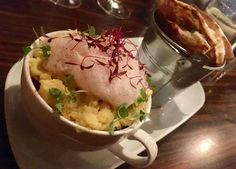 A review of the tasting menu at Moksh Indian restaurant in Mermaid Quay, Cardiff Bay.