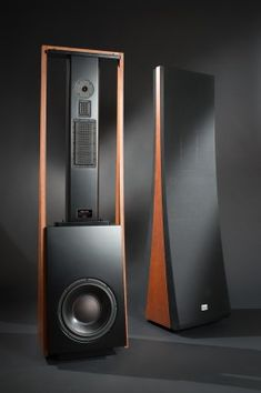 High End Audio Equipment For Sale Open Baffle Speakers, Pro Audio Speakers, Big Speakers, Audiophile Speakers, Speaker Amplifier, Hifi Audio, Speaker Stands, Audio Design, Speaker Design