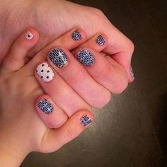 Mommy and Me nail wraps!