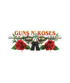 Guns N Roses Logo Band T Shirt Price: 15.89 & FREE Shipping #bandtshirt