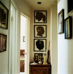 Easy styling ideas for your gallery wall that use more than just basic photos