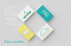 FREE Lunchbox Printa