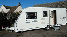 2008 COACHMAN 520/4 VIP EDITION LUXURY 4 BERTH TOURING CARAVAN: £6,995.00 End Date: Sunday Mar-6-2016 16:43:18 GMT Buy… #caravan #caravans