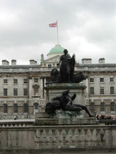 Somerset House - venue for Treasure 2013