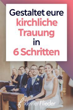 The church wedding – everything about the procedure and planning your ceremony – little lilac – Hochzeit Planung (Tipps & Checklisten) Plan Your Wedding, Wedding Tips, Diy Wedding, Wedding Favors, Wedding Day, Wedding Decor, Wedding Stuff, Lace Wedding, Wedding Dress