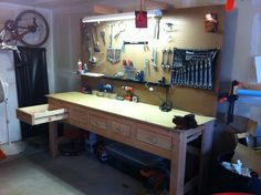 Lets see your workbench - Page 33 - The Garage Journal Board