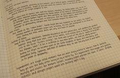 30 exemples de calligraphies absolument parfaites - page 4