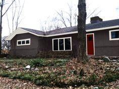 Dark Gray House LT Grey Trim, , The Reagans Rock, Photoshop, Exteror, Paint, Color, Gray