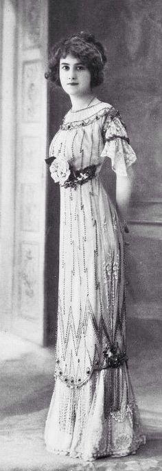 Les Modes, Paris, 1912