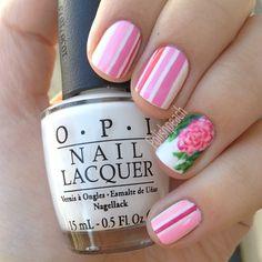 Instagram photo by polishpeach #nail #nails #nailart