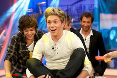 Niall Horran having a great time! heartsandfoxes.com