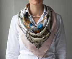 db1e3eb9cb35 197 mejores imágenes de Pashminas   Scarves, Long scarf y Scarf styles