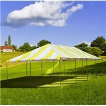 The party tenti is great for large weddings and events that require elegance. Wedding Canopy, Roof Types, Galvanized Steel, Gazebo, Outdoor Structures, Building, Water, Party, Grade 2