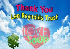 Thank You LDS Charities for your Huge support in our Relocation of Building to New Land. Trust Love, Thank You So Much, Self Help, Neon Signs, Huge Kitchen, Kitchen Equipment, Graham, Advice