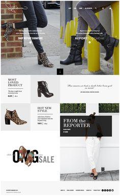 Explore award winning web design & branding case studies by Isadora Agency; Web Design Examples, Web Design Tips, Ecommerce Web Design, Web Design Agency, Signature, Portfolio Web Design, Cool Websites, Shopping, Style