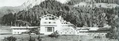 Hitler's Berghof (Mountain Home) in the Obersalzberg