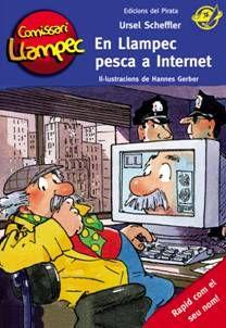 En llampec pesca a Internet