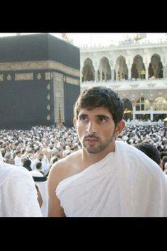 Hamdan MRM, en la Meca (17/08/2012) Foto: Ali Essa